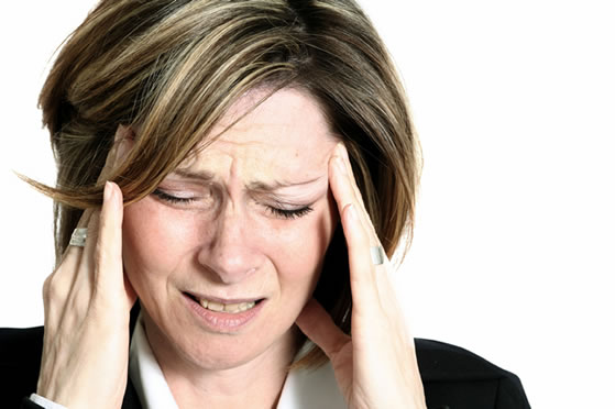 Dor de cabeça cefaléia